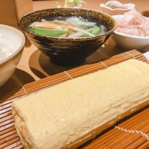 出汁しゃぶ店『おかか新宿』、お出汁を食べる「だし巻き玉子定食」を9月10日より販売開始