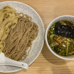 【新宿西口のはやし田グループ】『麺や 麦ゑ紋』の合盛りつけめんとチャーシュー手揉みらーめん