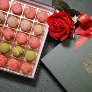 【新宿高島屋 25周年記念】「Bicerin(ビチェリン)」にて薔薇フレーバー『バーチ・ディ・ダーマ』が期間限定販売