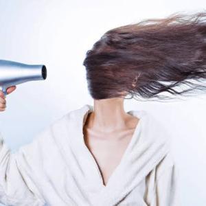 髪はこうやって乾かす!