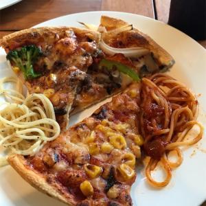 オーシャンズピザ「食べ放題」読谷村