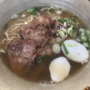 月桃華「軟骨ソーキそば」糸満市