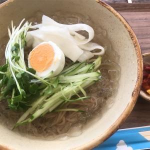 韓国屋台KANYA「冷麺」八重瀬町