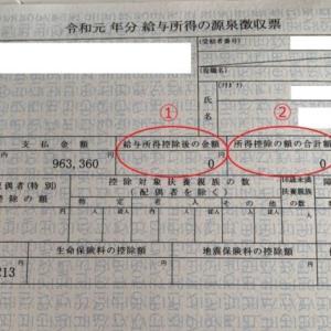 辞めた会社から源泉徴収票が届いたら、税務署で所得税の還付申告をしよう!