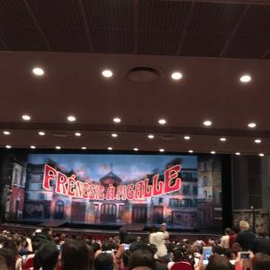 月組『ピガール狂騒曲』初日観劇