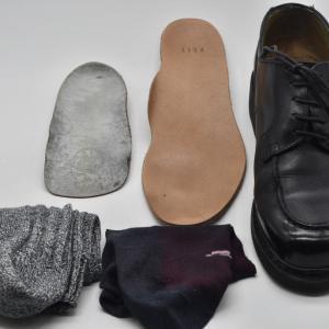 【革靴】パラブーツシャンボードのサイズ調整。インソールを入れてフィットするのか⁉︎