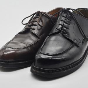 【革靴比較】ジョンロブとパラブーツのシャンボードを比較。名前は一緒だけど…