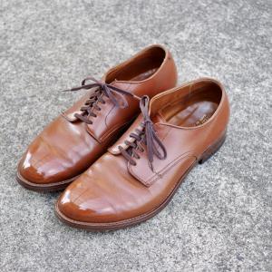 【革靴紹介】Alden 5344 Review:アルパインカーフのオールデン。