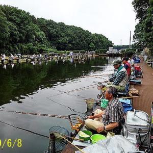 フレンド5クラブ6月例会開催 in 清遊湖