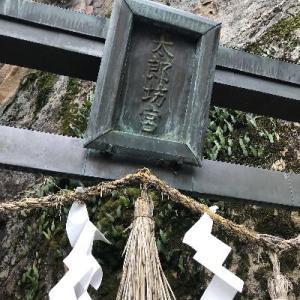 * 滋賀県・長浜の旅 太郎坊宮 (阿賀神社) ② *