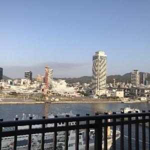 神戸みなと温泉 蓮に宿泊してきました(ハーバービュー)♪