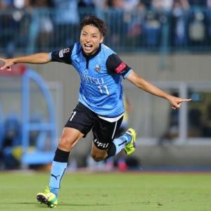 【悲報】川崎F小林悠が右膝手術…再開後数試合欠場へ 。