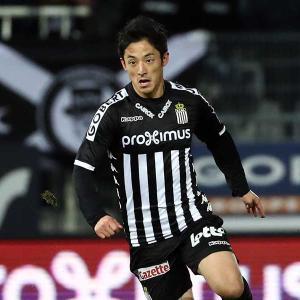 【歓喜】ベルギー森岡亮太が開幕今季初ゴール勝利に貢献!!!!!