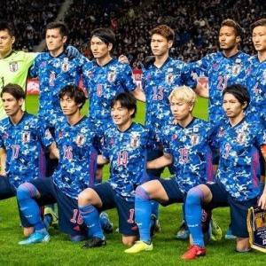 いつかベルギーのように1位になれるか・・・FIFAランキング、日本は11か月連続28位( 一一)