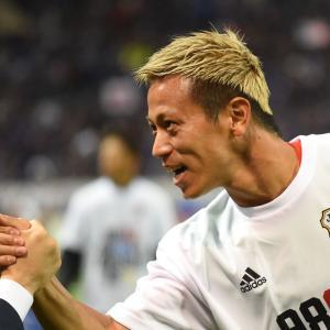【サッカー】本田圭佑←この人が日本サッカー界のレジェンドになれた理由wwwwww