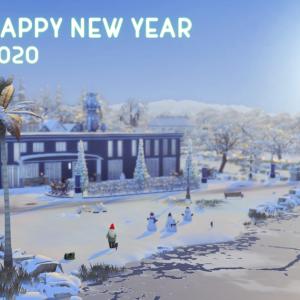 新年のご挨拶とプチお知らせ