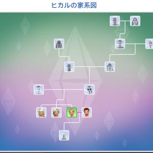 【シムズ4】レガシーチャレンジ 第9世代 (2)完結