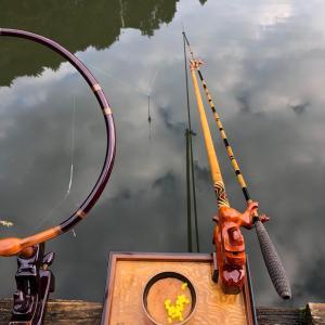 へらぶな釣り〜餌の配合より