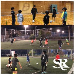 サッカーでの動き、プレーの質を上げる方法
