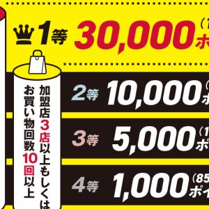 【dポイント】3万円分のポイントが当たる?!キャンペーンを紹介★