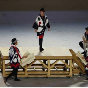 真矢ミキさんカッコ良かった!オリンピック開会式