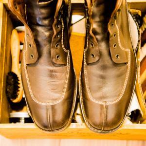 フランス靴のエシュン(Heschung) ブーツ:私の新しい旅行用の靴