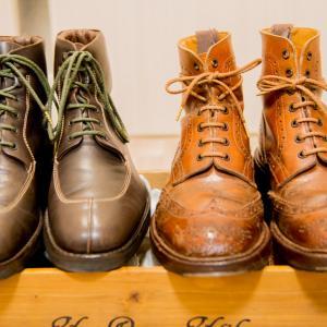 トリッカーズとエシュンの靴ひもを交換した話:靴ひもドットコムさんでリピ買い