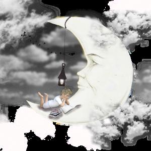 【占星術】ホロスコープの「月」幼少期に作られる感情パターン・人生のベース
