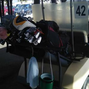 ゴルフ ハーフ