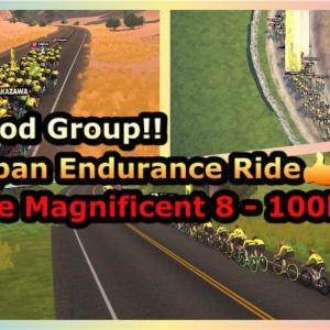 Great group‼️ Japan Endurance Ride 100km‼️🚴‍♀️