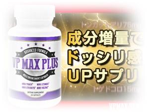 VPMAXプラス(VpMaxPlus)