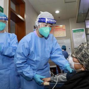 コロナウイルス流行で活躍している人たち