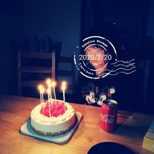 誕生日の思い出