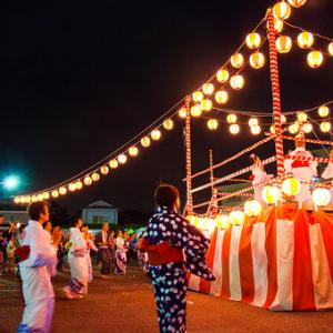 【Natsumatsuri】One of the most famous summer events in Japan!!