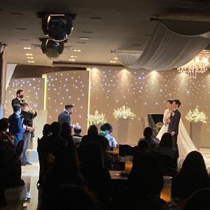 コロナ時代の結婚式