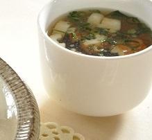 【平日のごはん作り】おみそ汁があれば!晩ごはんはなんとかなる。