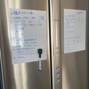 悩んだときは、冷蔵庫前で考える