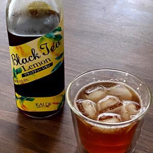 【KALDI購入品】気になっていた〝ブラックティーレモン〟試してみた!
