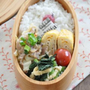 【お弁当おかずレシピ】漬け込み肉でさらに楽ちん!キャベツと豚こまのみそ炒め
