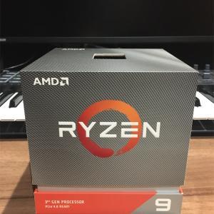Ryzen9 3900X 入手