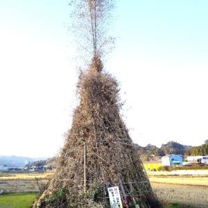 鹿児島の鬼火焚き