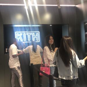ストリートファッション界の超新星、KITH Pt,2
