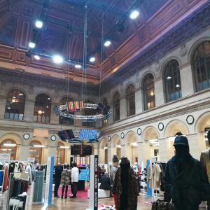 パリのファッション展示会トラノイTRANOI