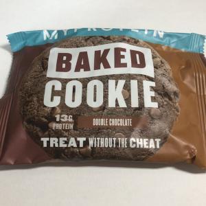 【マイプロテイン】ベイクドプロテインクッキー チョコレート
