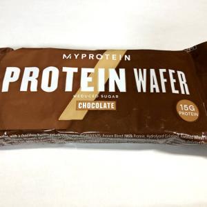 【マイプロテイン】プロテイン ウエハース チョコレート