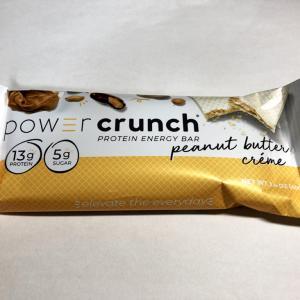 【BNRG】パワークランチ プロテインバー ピーナッツバタークリーム