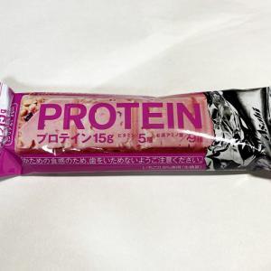 【アサヒグループ食品】1本満足バー プロテイン ストロベリー