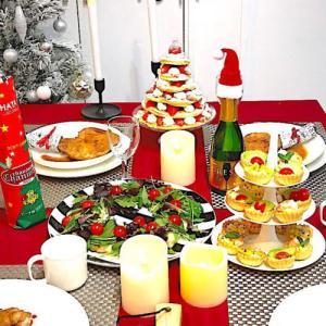 簡単レシピ★クリスマスパーティー