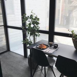 IKEA『激安テーブルDIY』★サンルームで優雅な空間作り