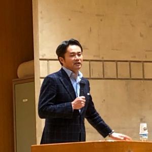 有名人の講演会